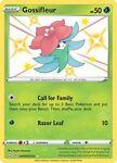 Gossifleur Pokemon Card SV010/SV122 Shining Fates