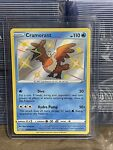 Cramorant Shiny Holo Rare Pokemon Card Shining Fates Vault SV030/SV122 M/NM