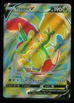 Pokemon FLAPPLE V 143/163 Battle Styles - ULTRA RARE FULL ART - MINT