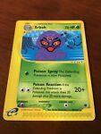 Arbok 35/165 Rare Pokemon Expedition