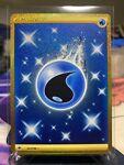 Secret Rare Water Energy Gold Chilling Reign Pokemon Holo Full Art 231/198 NM