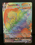 Chilling Reign - Tornadus Vmax 209/198 NM Full Art Secret Rainbow Rare Pokemon
