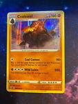 Coalossal Holo Rare Pokemon Card Sword & Shield Battle Styles 080/163 M/NM
