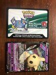 Mimikyu V 062/163 Pokemon Card Battle Styles Ultra Rare Holo + Free Code Card!