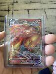 Blaziken VMAX 021/198 Full Art NM/M Chilling Reign Pokemon Card