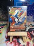 CINDERACE V - 018/072 Shining Fates - Ultra Rare NM/M Pokemon Card!