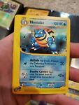 Pokémon - Expedition - Blastoise 36/165 Non-holo Rare NM Free Shipping HOT BUY