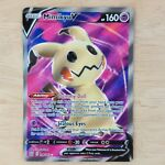 Pokemon Mimikyu V Full Art 148/163 Battle Styles Ultra Rare Card NM
