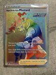 Pokemon TCG SS Battle Styles 176/163 Rapid Strike Style Mustard Secret Rare Card