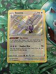 Shiny Swanna SV096/SV122 Shining Fates Vault Pokémon TCG Rare Holo Mint Unplayed