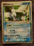 Articuno ex 032 Black Star Promo Holo Rare Pokemon Card