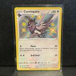 Corvisquire SV102/122 Shiny Shining Fates Ultra Rare NEAR MINT