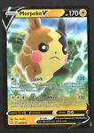Morpeko V - 037/072 - Rare Holo Card - Pokemon Shining Fates
