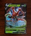 Kricketune V Ultra Rare - 006/163 Battle Styles - Pokemon TCG - Mint/NM