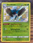 Decidueye SV003/SV122 Shining Fates Shiny Vault Rare Pokemon NM
