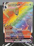 Corviknight VMAX 171/163 Rainbow Rare Pokemon Card Battle Styles See Description
