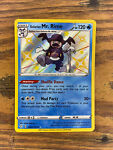 Galarian Mr. Rime SV021/SV122 Ultra Rare Shining Fates Shiny Vault Pokemon Nm-M