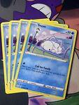 Pokemon TCG Shining Fates 4x Playset Snom 029/072