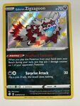 Pokemon Holo NM Shiny Galarian Zigzagoon SV078/SV122 Shining Fates