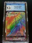 FRESH GRADE CGC 9.5 Pokémon Battle Styles - Tapu Koko VMAX - 166/163 Secret