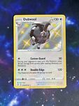 Pokémon TCG Dubwool Shining Fates SV104/SV122 Holo Shiny Holo Rare
