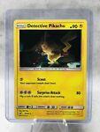 Pikachu 10/18 - Holo Rare - Detective Pikachu - Pokémon TCG Pokemon Card NM