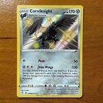 Corviknight SV089/SV122 Shiny Holo Rare Pokémon Shining Fates Shiny Vault