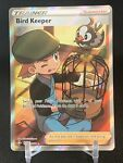 Bird Keeper 066/072 Shining Fates Full Art Ultra Rare Pokemon TCG