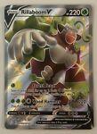 SHINY Rillaboom V Pokemon Card - Shining Fates: Shiny Vault SV105/SV122 - MINT