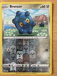 Pokemon - Battle Styles - Bronzor (101/163) - Reverse Holo - Near Mint
