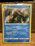 Pokémon TCG Drednaw Shining Fates SV029/SV122 Holo Shiny M/NM