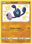 Galarian Yamask Pokemon Card SV065/SV122 Shining Fates