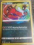 Yveltal 046/072 Amazing Rare Holo Shining Fates - Pokemon TCG Card