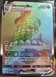Alcremie VMAX 073/072 Rainbow Secret Rare Full Art - Shining Fates Pokemon TCG