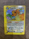 Dragonite - 9/165 - Reverse Holo LP Expedition Great Shape Unplayed