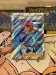 Pokemon TCG Shining Fates Skyla 072/072 Full Art Trainer Ultra Rare Near Mint