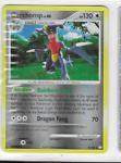 Pokemon Garchomp 9/123 Mysterious Treasures Rare Excellent Condition