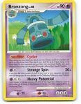 13/100   Bronzong   Stormfront   Pokemon Card   Near Mint