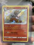 Cinderace SHINY SV017/SV122 Shining Fates MINT Holo Foil Rare Pokemon Card