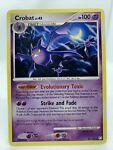 2007 Crobat Mysterious Treasures Pokemon Card Rare NM 23/123