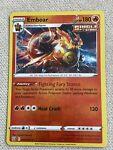 Pokemon - Emboar - 025/163 - Holo Rare - Battle Styles - NM/M - New