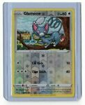 Pokemon - GLAMEOW - 115/163 - Reverse Holo Rare - Battle Styles