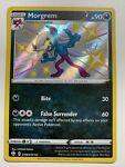 Pokemon Holo NM Shiny Morgrem SV084/SV122 Shining Fates