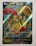 pokemon Flapple V rare full art nm battle styles 143/163