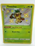 Thwackey Shiny Vault Rare SV005/SV122 Shining Fates NM Pokémon Card