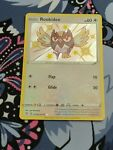Pokemon TCG: Shining Fates- Shiny Rookidee, SV101/SV122 **LP, See Photos!
