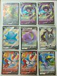 Ditto V 050/072 Shining Fates Ultra Rare all 9 Pokemon Card ship in pic 9 total
