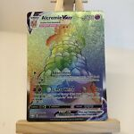 Pokémon TCG Alcremie VMAX Shining Fates 073/072 Holo Secret Rare