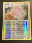 Blissey 5/123 D&P Mysterious Treasures Pokemon Card Reverse Holo Foil Rare MP