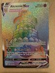 Alcremie Vmax (073/072) Pokemon Shining Fates - Rainbow Secret Rare-